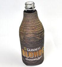 Guinness Blonde American Lager Bier USA Koozie Cozy Flaschen Kühler Isolierhülle