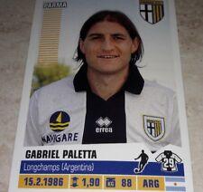 FIGURINA CALCIATORI PANINI 2012/13 PARMA PALETTA 324 ALBUM 2013