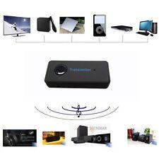 Bluetooth 3.0 Wireless A2DP 3.5mm Stereo Music Audio Transmitter Sender Adapter