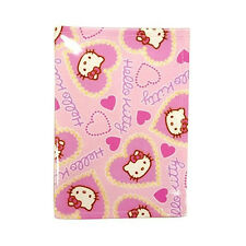 Hello Kitty Pink Passport Cover Holder Sanrio fast shipping