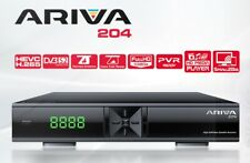 Satellite Box Ferguson Ariva 204 New version of 203 Full HD PVR HEVC DV3 S2