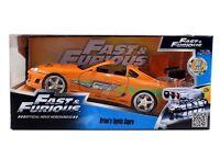 JADA TOYS diecast model cars LYKAN DODGE TOYOTA 350Z Fast & Furious film 1:24th