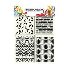 Dutch Doobadoo Masque A4 Art-Multi Noël 470.715.810