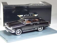 (KI-07-27) Neo Scale Models GAZ M21 Volga Limousine schwarz in 1:43 in OVP