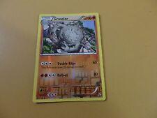 Graveler Uncommon Reverse Holo Pokemon XY2 Flashfire 46/106