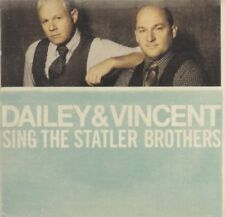 Dailey & Vincent Sing the Statler Brothers, New Music