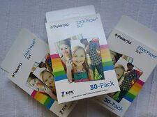 """3x paquetes Zink Paper 3x4"""" Polaroid"""
