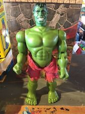 """1978-MEGO Hulk -12"""" VG Condition. Original With Pants - LARGE FIGURE Nice Joints"""