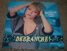 Debranche! France Gall~1984 France Import Chanson Pop~Hype Sticker~Inner~NM LP