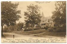 PC Summit New Jersey NJ Large Home on Mountain Ave~Raphael Tuck~1905~UDB