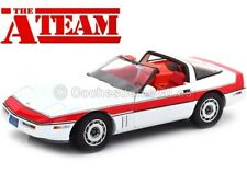 1984 Chevrolet Corvette C4 A-Team Equipo-A 1:18 Greenlight 13532