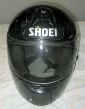 Shoei RF-800 Black XL Motorcycle Helmet w/ Shoei CX-1 Face-shield