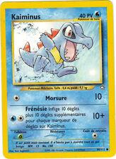 Pokemon n° 80/111 - KAIMINUS - 40PV