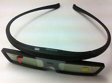 2 pairs Genuine Hisense 3D Active Shutter Glasses FPS3D07A Interchange FPS3D05
