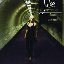 Julie Thompson - Feeling for Corners [New CD] Spain - Import