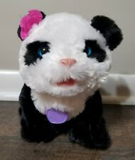 FurReal Friends Pom Pom My Baby Panda Pet Interactive Plush Toy Hasbro preowned