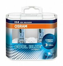Osram H4 64193 CBI Cool Blue Intense Halogen Lampen Duo-Box (2 Stück)