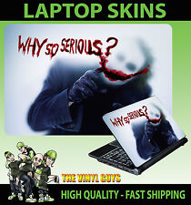 portátil cubierta adhesiva Joker Why so Grave Bloody VINILO auto-adhesivo Varios