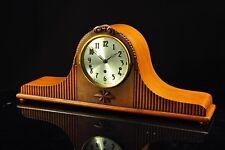 "Vintage 1930` DUFA Mantel Clock Westminster Chime ""Superb Chime"""