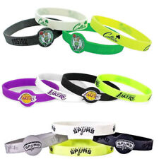 NBA Los Angeles Lakers Silicone Bracelets 4-Pack