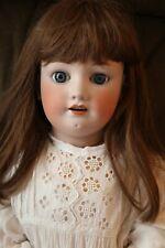 Antique Simon & Halbig 1348 Jutta German Bisque Doll, 26 In, Antique German Doll