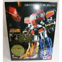 Bandai Soul of Chogokin Megazord GX-72 Power Rangers Action Figure