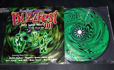 Buzzfest 99 Indie PA bands Negative Space Emily's Toybox Jack Shift rock metal
