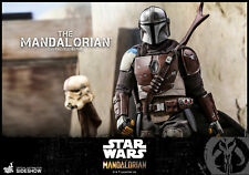 Hot Toys Star Wars The Mandalorian 1:6 Scale Figure Din Djarin TMS007 Sideshow