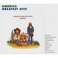 AMERICA - AMERICA'S GREATEST HITS CD POP 12 TRACKS NEU