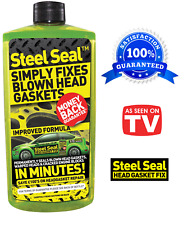 Steel Seal Head Gasket Fix Repair Coolant Repair Fix  Same Day Dispatch