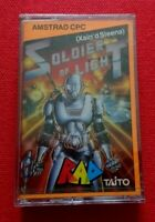 Soldier of Light New & Sealed Amstrad CPC 464 Game