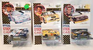 ☆ LOT Nascar Road Champs 1:64 Stock Car #6 Mark Martin #4 Ernie Irvine #2 Rusty
