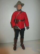 "1/6 DRAGON R.C.M.P. ROYAL CANADIAN MOUNTED POLICE ""MOUNTIE"" RARE! 21ST CENTURY"