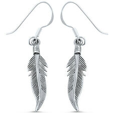 Feather .925 Sterling Silver Earring