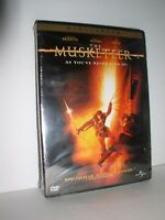 The Musketeer starring Catherine Deneuve, Mena Suvari, Tim Roth  (DVD, 2002,NEW)