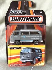 New Matchbox 2017 Best Of Matchbox series 2 Volkswagen T2 Bus Gray