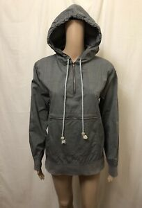 Alpha 60 Jacket Womens ~ Size Extra Small XS ~ Great Cond w/ Hoody 1/4 Zip Up