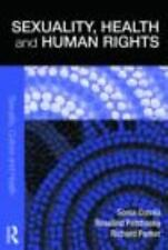 Parker, Richard : Sexuality, Health and Human Rights (Sexu