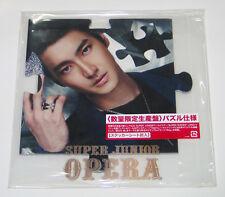 Super Junior - OPERA (Japan Single Limited Edition) [SIWON Version]