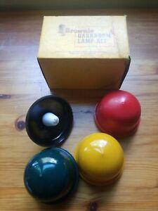 Brownie Darkroom Lamp Kit Model B Yellow Red Green