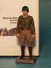 Toy Soldiers-World War 2-WW 2-U.S. Army General Patton=American Armor-Infantry
