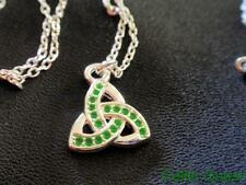 Enamel Silver Plated Charm Fashion Necklaces & Pendants