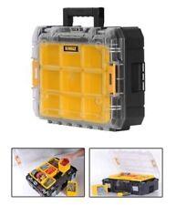 Organizadores cajas de herramientas de bricolaje DEWALT de plástico