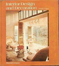 Interior Design and Decoration , Whiton, Augustus Sherrill