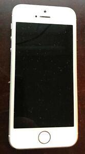 Apple iPhone SE - water damaged