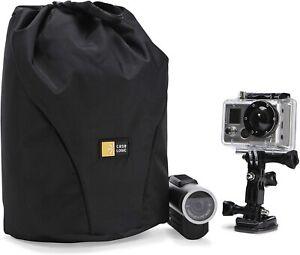 Case Logic Luminosity Action Camera Bag DSA101 Black Suits GoPro Contour etc