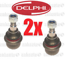 Set of 2 Front Lower Ball Joint's for  Mercedes