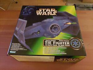 Star Wars Kenner, Darth Vaders Tie Fighter Model 1997