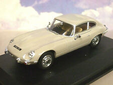 OXFORD 1/43 1971-75 JAGUAR V12 E-TYPE SERIES 3 COUPE ASCOT FAWN/BEIGE JAGV12005