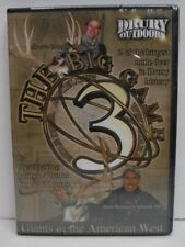 The Big Game  3 Giants of the American West DVD